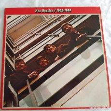 Discos de vinilo: THE BEATLES 1962/1966. Lote 183843643