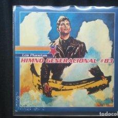 Discos de vinilo: LOS PLANETAS - HIMNO GENERACIONAL #83. Lote 183845446