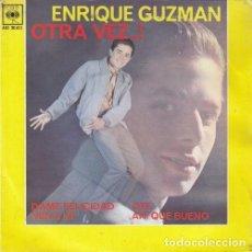 Discos de vinilo: ENRIQUE GUZMAN - DAME FELICIDAD - EP DE VINILO #. Lote 183845640