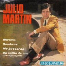 Discos de vinilo: JULIO MARTIN - MIRAME - EP DE VINILO #. Lote 183845742