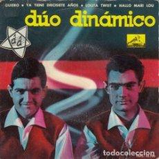 Discos de vinilo: DUO DINAMICO - LOLITA TWIST - EP DE VINILO #. Lote 183845978
