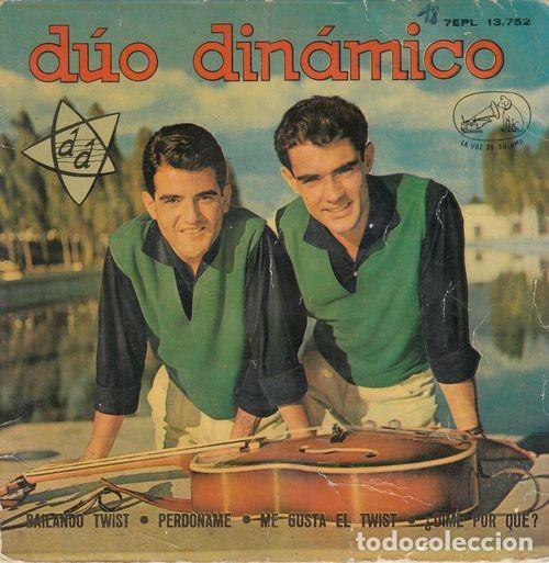 DUO DINAMICO - PERDONAME - EP DE VINILO # (Música - Discos de Vinilo - EPs - Grupos Españoles 50 y 60)