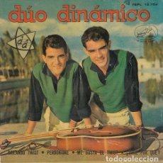 Discos de vinilo: DUO DINAMICO - PERDONAME - EP DE VINILO #. Lote 183846031