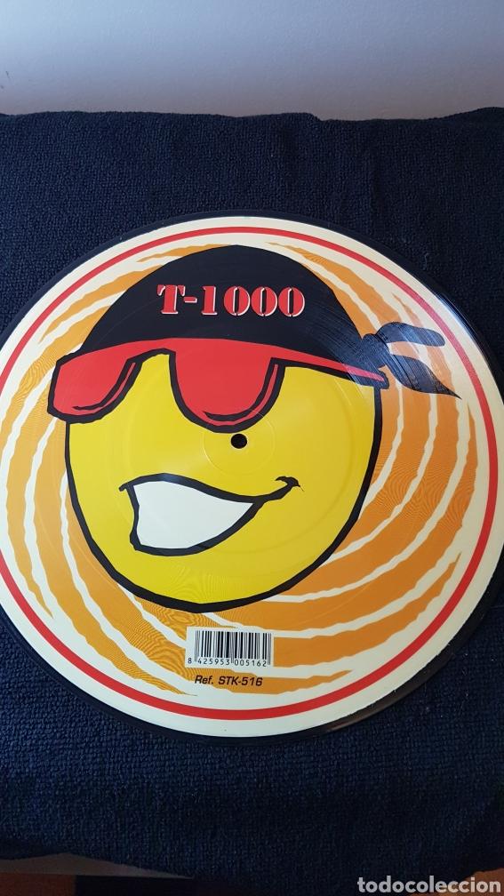 Discos de vinilo: T-1000...L.O.V.E. - Foto 3 - 183849071