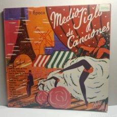 Discos de vinilo: MEDIO SIGLO DE CANCIONES - JEAN EDDIE CREMIER Y SU ORQUESTA SINFONICA 1958 SINGLE. Lote 183852322