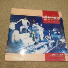 Discos de vinilo: DINAMITA PA LOS POLLOS-PURITA DINAMITA. LP. Lote 183853222