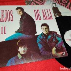 Discos de vinilo: LEJOS DE ALLI II LP 1991 DALBO. Lote 183858015