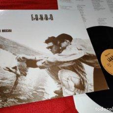 Discos de vinilo: FONDO PERDIDO LA MASCARA LP 1988 MARASELLES. Lote 183858846