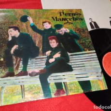 Discos de vinilo: TIERNOS MANCEBOS LP 1987 POLYDOR. Lote 183858917