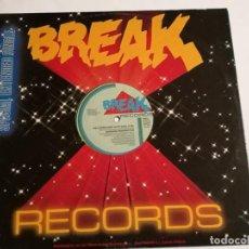 Discos de vinilo: BARBARA PENNINGTON - WAY DOWN DEEP IN MY SOUL / ALL AMERICAN BOY (REMIX) - 1985. Lote 183859277