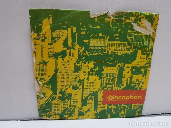 Discos de vinilo: SINGLE-SAN REMO 1968- FUNDADOR en funda original - Foto 2 - 183859530