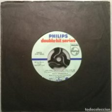 Discos de vinilo: DUSTY SPRINGFIELD. YOU DON'T HAVE TO SAY YOU LOVE ME/ ALL I SEE IS YOU. PHILIPS, USA 1966 RE SINGLE. Lote 183860226