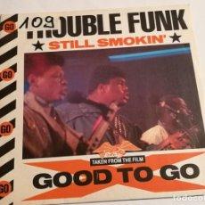 Discos de vinilo: TROUBLE FUNK - STILL SMOKIN' - 1985. Lote 183860580