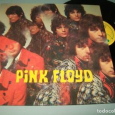 Discos de vinilo: PINK FLOYD - THE PIPER AT THE GATES OF DAWN .. LP EMI - 1967 REEDICION GERMANY . 038 - 7 46384 -4. Lote 183861006