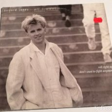 Discos de vinilo: HOWARD JONES - ALL I WANT (EXTENDED VERSION) - 1986. Lote 183861073