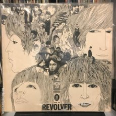 Discos de vinilo: THE BEATLES ‎– REVOLVER 1969. Lote 183861265