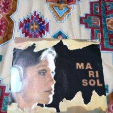 Discos de vinilo: MARISOL ( 3 SINGLES Y 1 EP ). Lote 183861523