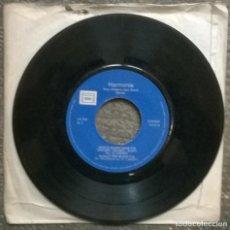 Discos de vinilo: NEW ORLEANS JAZZ BAND N.O.J.B. AT THE JAZZ BAND BALL/ CARELESS + 2. LOVE. HARMONIA, FRANCE 1973 EP. Lote 183863873