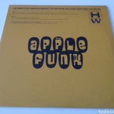 Discos de vinilo: DEF BOND & FAFA MONTECO PRESENT: APPLEFUNK FEAT. ALEXIS - CAN'T FAKE THE FEELING (2X12 EP). Lote 183868275