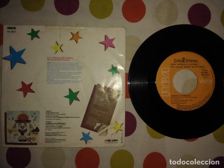 Discos de vinilo: Patrícia & Luciano - Foto 2 - 183869031