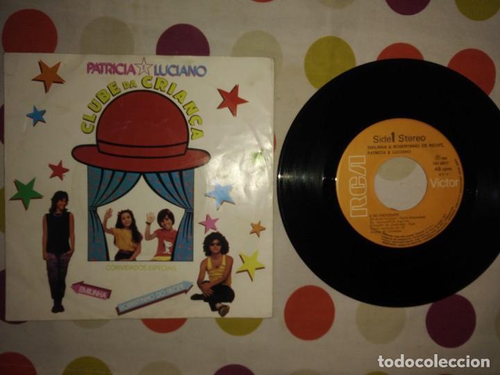 PATRÍCIA & LUCIANO (Música - Discos - Singles Vinilo - Otros estilos)