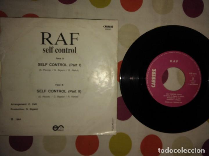 Discos de vinilo: RAF – Self Control - Foto 2 - 183869080