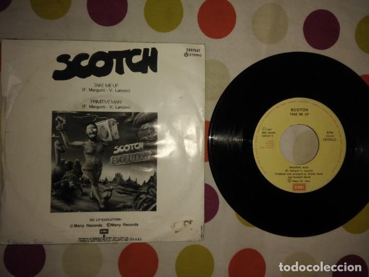 Discos de vinilo: Scotch – Take Me Up - Foto 2 - 183869162