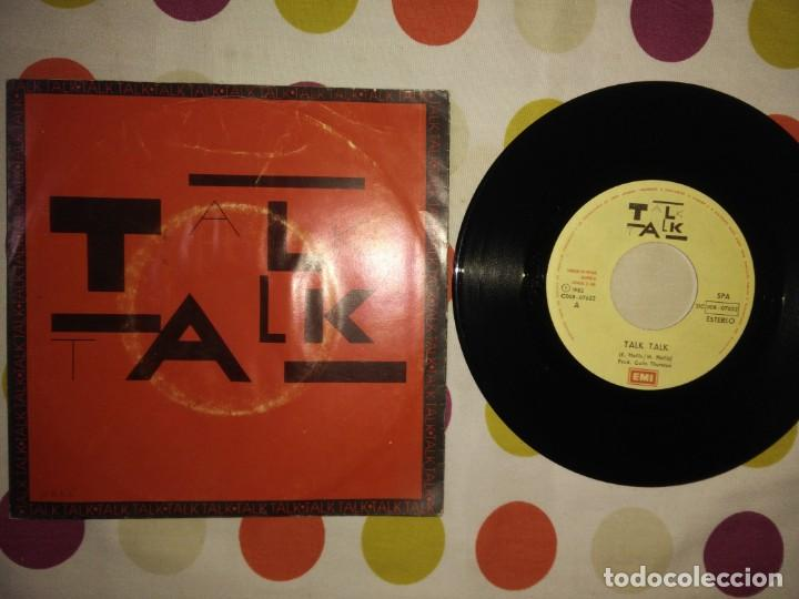 TALK TALK – TALK TALK (Música - Discos - Singles Vinilo - Otros estilos)