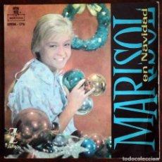 Discos de vinilo: MARISOL EN NAVIDAD - EP CON 4 TEMAS - ZAFIRO 1960. Lote 183869248