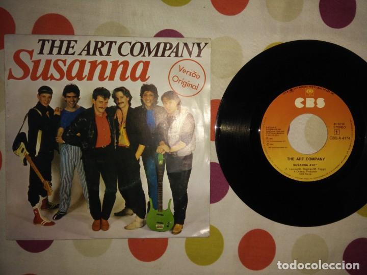 THE ART COMPANY – SUSANNA (Música - Discos - Singles Vinilo - Otros estilos)