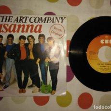 Discos de vinilo: THE ART COMPANY – SUSANNA. Lote 183869280