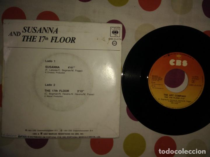 Discos de vinilo: The Art Company – Susanna - Foto 2 - 183869280