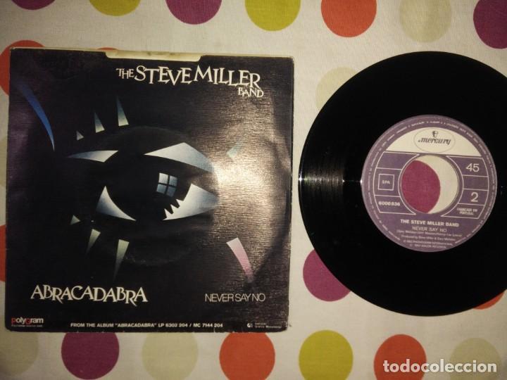 THE STEVE MILLER BAND – ABRACADABRA (Música - Discos - Singles Vinilo - Otros estilos)