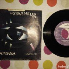 Discos de vinilo: THE STEVE MILLER BAND – ABRACADABRA . Lote 183869347