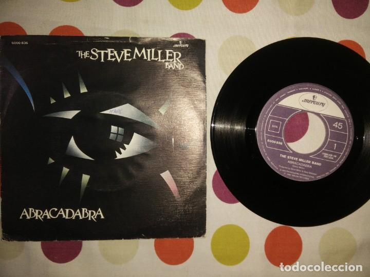 Discos de vinilo: The Steve Miller Band – Abracadabra - Foto 2 - 183869347