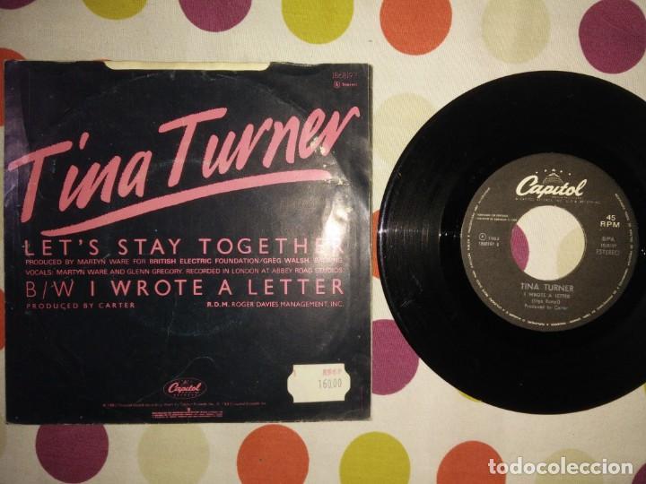 Discos de vinilo: Tina Turner–Let's Stay Together - Foto 2 - 183869437