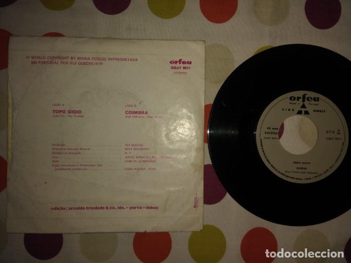 Discos de vinilo: Topo Gigio – Topo Gigio - Foto 2 - 183869451
