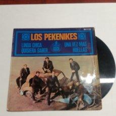 Discos de vinilo: LOS PEKENIKES. Lote 183873570