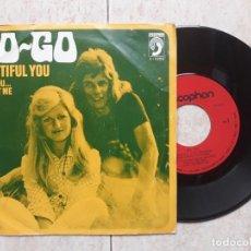 Discos de vinilo: GO-GO BEAUTIFUL YOU.ETC.1974. Lote 183881521