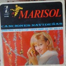 Discos de vinilo: MARISOL EP SELLO ZAFIRO AÑO 1964 CANCIONES NAVIDEÑAS. Lote 183895151