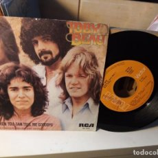 Discos de vinilo: TOBY BEAU – MORE THAN A LOVE SONG. Lote 183897635