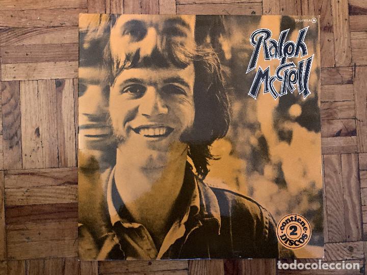 RALPH MCTELL – RALPH MCTELL SELLO: TRANSATLANTIC RECORDS – DD-22005/6 SERIE: GUIMBARDA – 2XLPS (Música - Discos - LP Vinilo - Country y Folk)