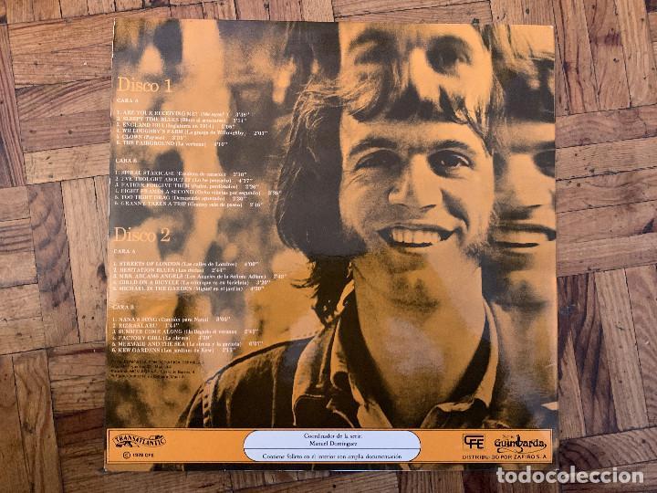 Discos de vinilo: Ralph McTell – Ralph McTell Sello: Transatlantic Records – DD-22005/6 Serie: Guimbarda – 2xlps - Foto 3 - 183900737