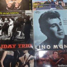 Discos de vinilo: LOTE 10 EP.S MUSICA ESPAÑOLA. Lote 183904886