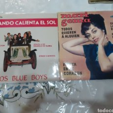 Discos de vinilo: LOTE 10 EP.S MUSICA ESPAÑOLA. Lote 183905337