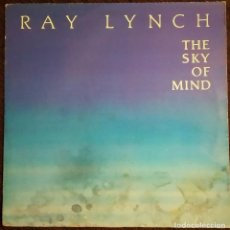 Discos de vinilo: LP RAY LYNCH - THE SKY OF MIND, USA 1986, MUSIC WEST RECORDS ‎– MWLP 101 (VG_EX). Lote 183907421