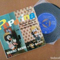Discos de vinilo: SINGLE MARIANO MARINI PAPERINA DURIUM. Lote 183911852