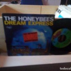 Discos de vinilo: HONEYBEES, THE ?– DREAM EXPRESS. Lote 183923666