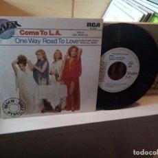 Discos de vinilo: CAVIAR – COME TO L.A.. Lote 183923935
