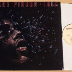 Discos de vinilo: MIKE PINERA - ISLA 77 / 1º LP !! IRON BUTTERFLY, CACTUS , THEE IMAGE, GREAT GUITAR, USA ORG EDIT, EX. Lote 49750504